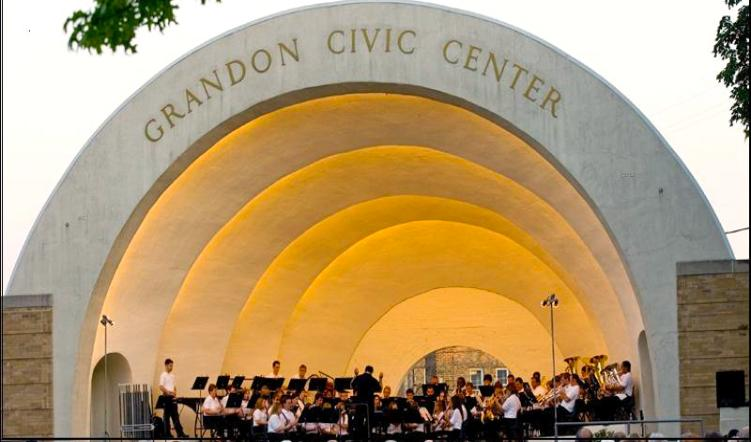 Grandon Civic Center-Central Park-Sterling, IL.